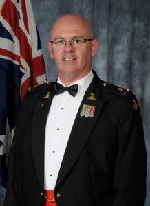 Major Darren Cole