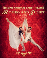 Russian National Ballet – Romeo & Juliet