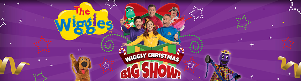 The Wiggles – Wiggly Christmas Big Show!
