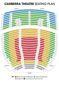 CT Seating Plan