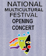 2018 National Multicultural Festival Opening Concert