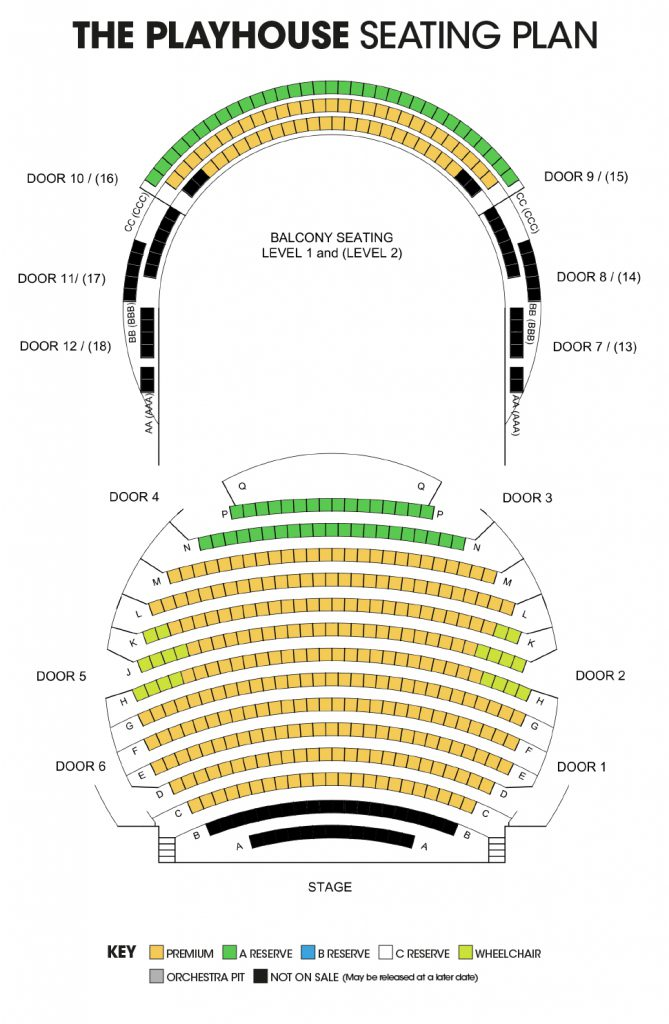 PH Seating Plan