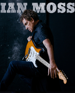 Ian Moss – National Theatre Tour