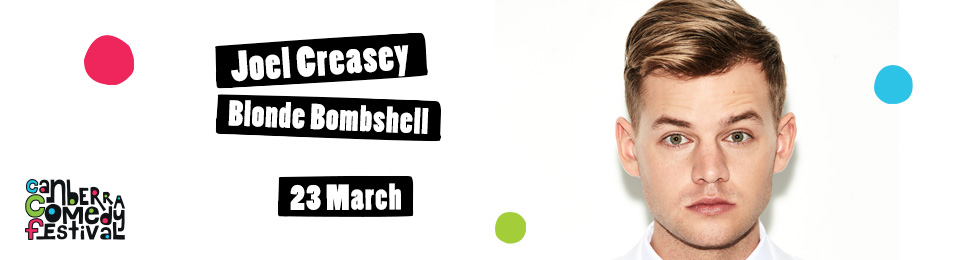 Joel Creasey – Blonde Bombshell