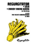 Regurgitator, Seja & Mindy Wang performing The Velvet Underground & Nico