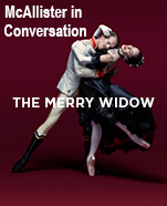 The Merry Widow McAllister in Conversation