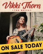 Vikki Thorn (The Waifs) with Special Guests