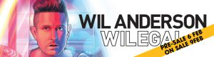 Wil Anderson – Wilegal
