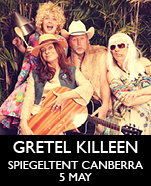 Gretel Killeen & The Gretskys in The Love Love Klub