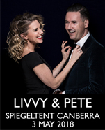 Livvy & Pete: The Songs of Olivia Newton-John and Peter Allen