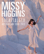 Missy Higgins: Solastalgia Australian Tour