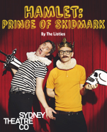 THE TRAGEDY OF HAMLET: PRINCE OF SKIDMARK A BADAPTATION OF THE BARD BY THE LISTIES