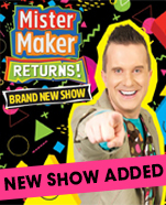 Mister Maker Returns!