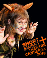 Short+Sweet Theatre Canberra 2018