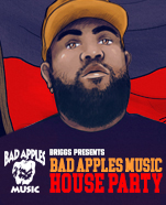 Bad Apples House Party