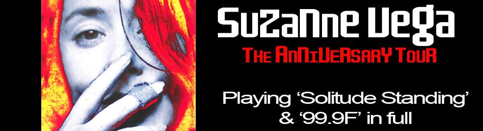 Suzanne Vega – The Anniversary Tour