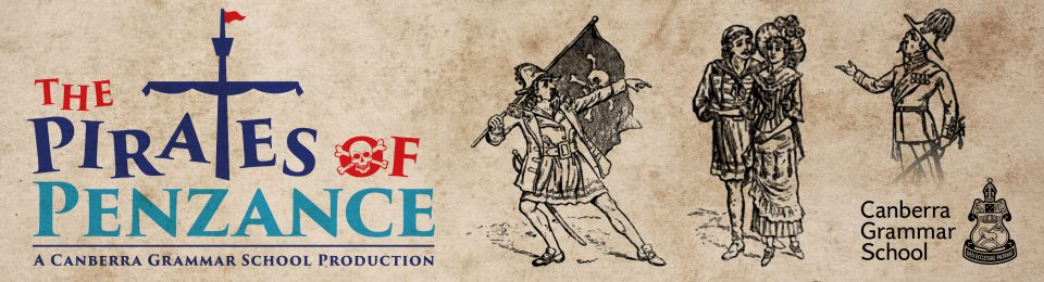 Canberra Grammar School presents Pirates of Penzance