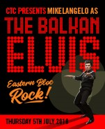 Balkan Elvis Eastern Bloc Rock