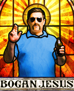 Heath Franklin's Chopper – Bogan Jesus