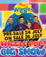 The Wiggles – Wiggle Pop Big Show!, 19–20 December 2018