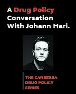 A Conversation With Johann Hari