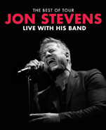 Jon Stevens – The Best Of Tour