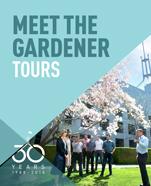 Meet The Gardener Tours