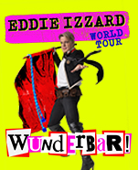 Eddie Izzard – Wunderbar