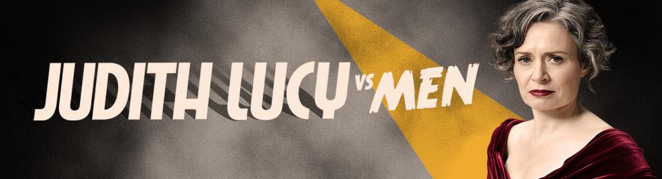 Judith Lucy VS Men
