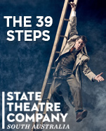 The 39 Steps, 29 October–2 November 2019