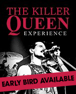 The Killer Queen Experience, Saturday 30 March 2019