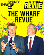 The Wharf Revue, 12–23 November 2019