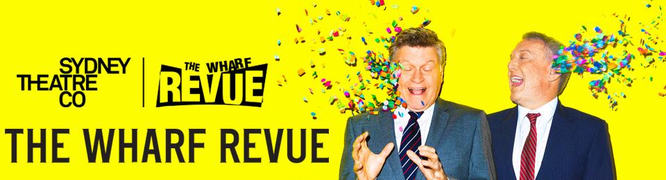 The Wharf Revue, 12–23 November 2019