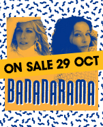 Bananarama, Saturday 23 February 2019