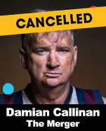 Damian Callinan – The Merger