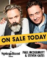 Paul McDermott & Steven Gates: Go Solo