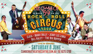 Class of 59: The Rock & Roll Circus Tour
