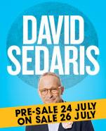 An Evening with David Sedaris, Sunday 19 January 2020