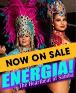 Energia: The Heartbeat of Samba