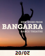 New Work From Bangarra Dance Theatre, 16-18 July 2020