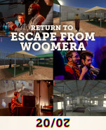 Return to Escape from Woomera, 3–4 April 2020