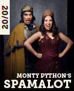 Monty Python's Spamalot, 26 February-1 March 2020