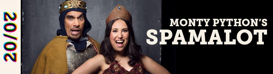 Monty Python's Spamalot, 26 February-1 March 2020