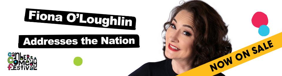 Fiona O'Loughlin – Addresses the Nation