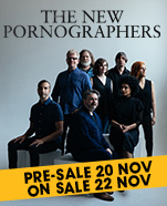 The New Pornographers, Friday 28 February 2020