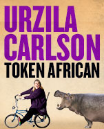 Urzila Carlson: Token African