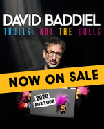 David Baddiel – Trolls: Not The Dolls