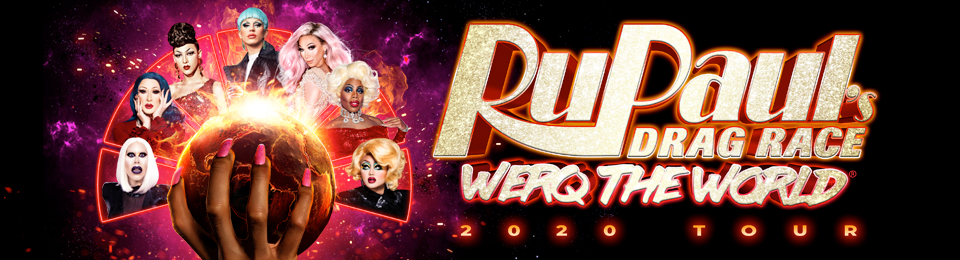 RuPaul's Drag Race: Werq The World 2020