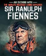 An Evening with Sir Ranulph Fiennes – The World's Greatest Explorer