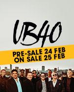 UB40, Tuesday 5 May 2020